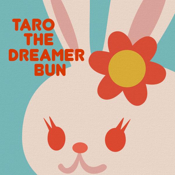 Taro the Dreamer Bun